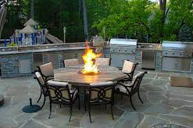 Outdoor Patio Firepit Outdoor Kitchens Alexandria Va Fireplaces Firepits