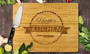 personalised cutting boards fabness up to 75 groupon