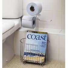 furniture home bathroom magazine racks ideas smarts shutter