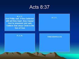 bible verse comparisons ppt download