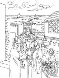 acts 9 bible pictures peter with dorcas bible stories