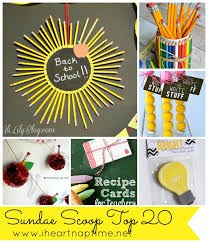 20 back to school ideas link features i nap time