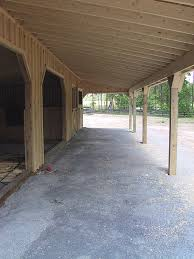 Lean To Barns Designs For Barns Without Stalls Chronicle Forums