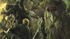 lotr walking trees search painted plate ideas