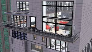 Modern Lofts by The Sims 3 Modern Loft Youtube
