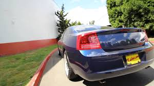midnight blue dodge charger 2006 dodge charger r t rwd midnight blue pearlcoat stk 6h245156