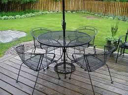 Wrought Iron Patio Table Set Gorgeous Rod Iron Patio Set Outdoor Decorating Concept Wrought