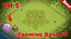 clash of clans farming guide clash of clans town hall 5 best defense coc th 5 farming base