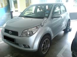 daihatsu terios off road features and specifications of the toyota rush japanese used cars