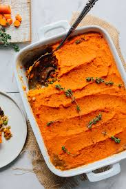 lentil sweet potato shepherd s pie minimalist baker recipes