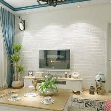 wallpaper livingroom 33ft brick wallpaper livingroom bedroom background wall clothing