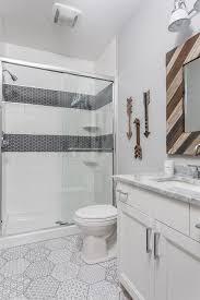 Large White Wall Tiles Bathroom - large marble hexagon bathroom tiles design ideas