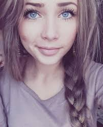 hairstyles for brown hair and blue eyes pretty girl with brown hair and blue eyes pretty girl swag