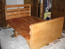 King Size Platform Bed Woodworking Plans by The Ultimate Sturdy Bed Description And Free Plans