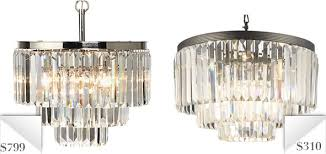 Z Gallerie Chandeliers Knockout Knockoffs Unique Crystal Light Fixtures The Krazy
