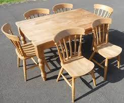 Pine Kitchen Tables And Chairs Home Design Ideas - Pine kitchen tables and chairs