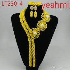 necklace sets design images 2018 2018 coral bead sets jewelry latest design nigerian beads jpg