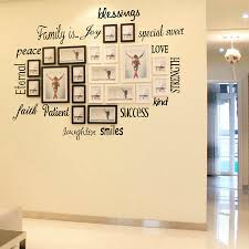 Faith Home Decor by Aliexpress Com Buy Free Shipping Wall Stickers Home Decor Family