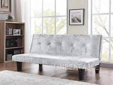 Velvet Sofa Bed Velvet Up To 3 Seats Sofa Beds Ebay