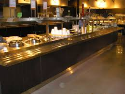 furniture glamorous small restaurant kitchen design with classy