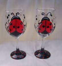 Modern Wine Glasses by Decorate Wine Glasses With Stemless How To Decorate Wine Glasses