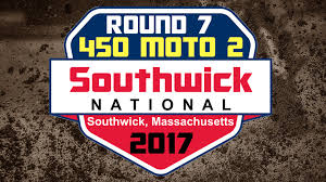 pro national motocross 250 class moto 1 ama motocross round 5 tennessee national 2017 hd