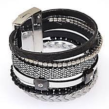 bracelet clasps styles images Magnetic bracelets brazilian style wide wrap bracelets winter wrap jpg