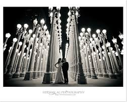 light display los angeles engagement annie mark in los angeles los angeles wedding