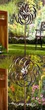 Garden Spinners And Decor Windmills And Wind Spinners 115772 26 Rainbow Orbit Hot Air