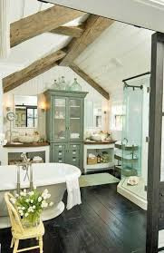 bathroom wood ceiling ideas 32 ways to incorporate exposed wooden beams into bathroom designs