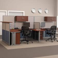 Office Desk Workstation Bush Office In An Hour L Shaped Workstation Computer Desk