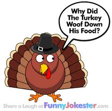 turkey joke for thanksgiving jokester