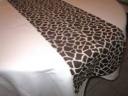 decoration country table runners damask table runners table