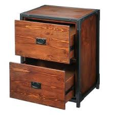 Pine Filing Cabinet Home Decorators Collection Industrial Empire Pine File Cabinet