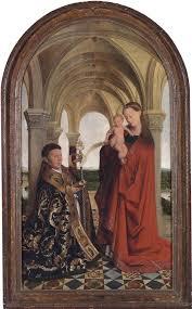 dur du si e d al ia jan eyck canon joris der paele and the of commemoration
