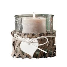 porta candele portacandela porta candela vetro ferro 11 5 x h 11 prezzi e