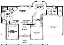 farm house plans one one open floor plan farmhouse adhome