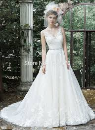 ethereal wedding dress ethereal v neck a line wedding dress appliques beaded belt fairy