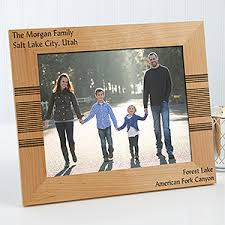 8x10 Album Personalized Vertical 8x10 Wood Picture Frame Simplicity For