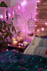 Christmas Light Bedroom by Pink Christmas Lights In Bedroom