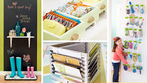 and easy storage ideas
