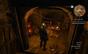Hidden Room No Place Like Home Secondary Quest Blood And Wine Quest The