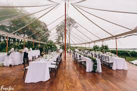 clear tent rentals coastal clear rental tents the setting for distinctive