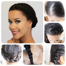Protective Styles For Short Transitioning Hair - protective hairstyles for short natural hair 2017 creative