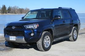 suv toyota 2015 2015 toyota 4runner an old suv thirsty for fuel toronto star