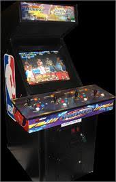 Nba Jam Cabinet Nba Jam Fun Time Arcade Rentals