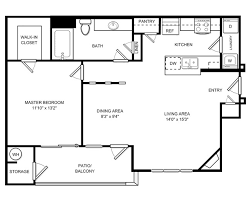 Sycamore Floor Plan Windemere At Sycamore Highlands Rentals Riverside Ca