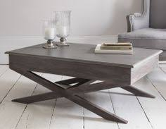 dark gray coffee table classic shape coffee table with cabriole legs in a storm grey matte