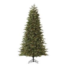 shop vickerman 7 ft 6 in 1 366 count pre lit slim artificial