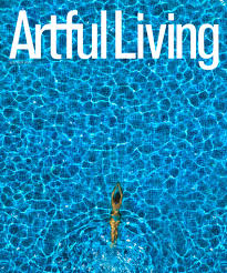 artful living magazine magazine of the north travel style